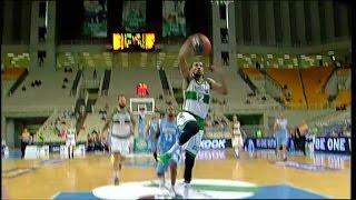 Basket League Play Offs, Παναθηναϊκός - Κολοσσός Ρόδου, 1ος αγώνας 25/4