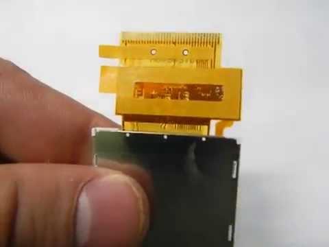 Дисплей для Samsung E740