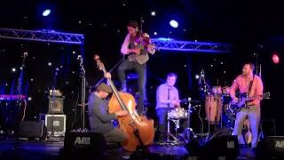 Gordie MacKeeman & His Rhythm Boys @Shepley Spring Festival 2015