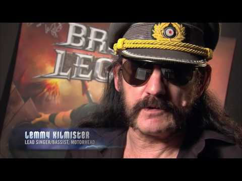 Brutal Legend - Cast of Rock Legends Doc | HD
