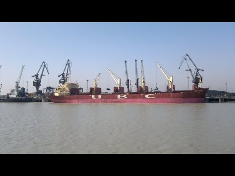 Major Indian Ports A film by Ananya Medya