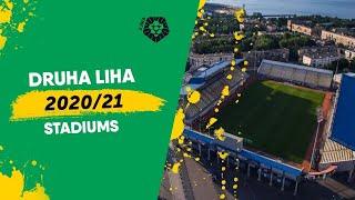 Druha Liha 2020 21 Stadiums Друга ліга 2020 21 Стадіони