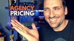 HOW TO SET YOUR AGENCY PRICING | WHAT TO CHARGE FOR DIGITAL AGENCY SERVICES