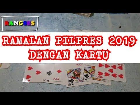 RAMALAN PILPRES 2019 DENGAN KARTU BY KI RANGSES