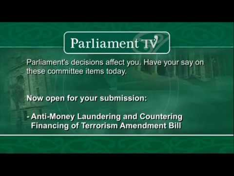 Parliament TV in New Zealand