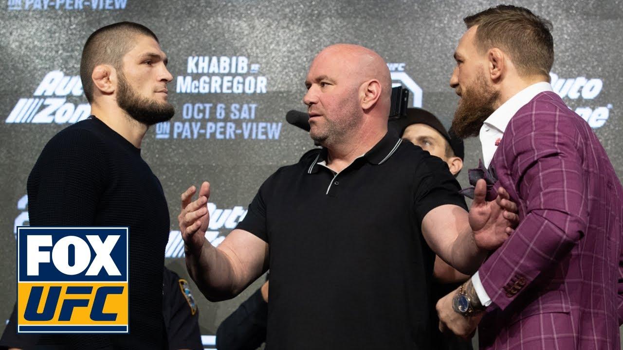 Daniel Cormier and Kenny Florian break down McGregor vs Nurmagomedov   PREVIEW   UFC 229