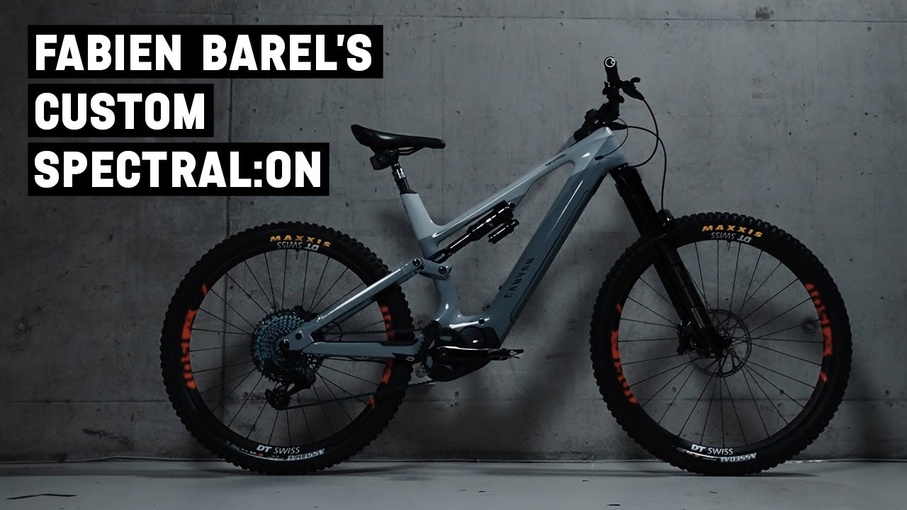 Download Canyon Dream Bike Build | Spectral:ON Fabien Barel