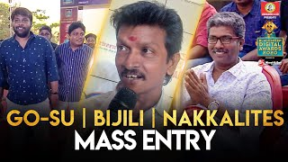 GO SU – BIJILI – NAKKALITES MASS ENTRY | BLACKSHEEP DIGITAL AWARDS | BLACKSHEEP