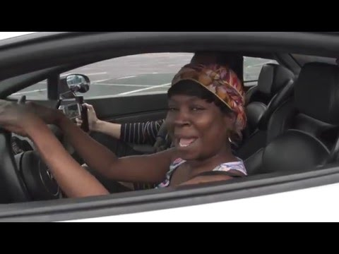 Aint nobody got time for that Lambo drifting Sweet Brown