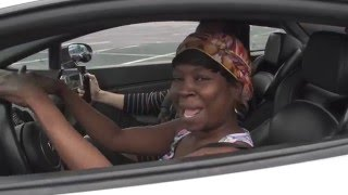 Ain't nobody got time for that Lambo drifting- Sweet Brown