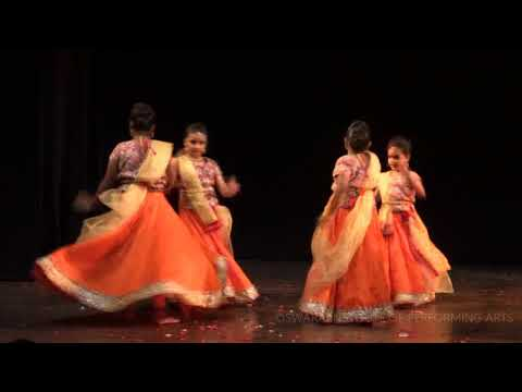 Amazing Indian Classical Dance (Kathak) performance by students of Swara Institute