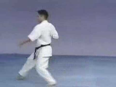 Taikyoku sono Ichi Kyokushinkai kata