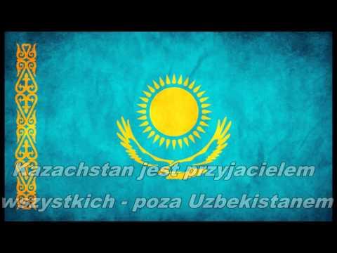 Hymn Kazachstanu - by Borat Sagdiyev