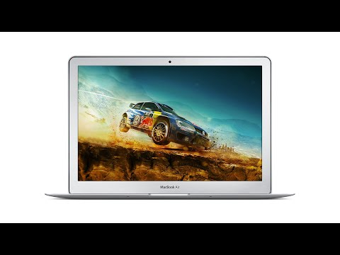 Can You Game On A MacBook Air In 2018?