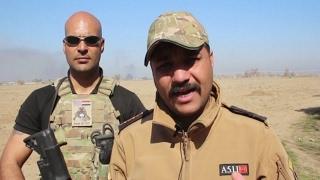 أخبار حصرية | مراسل أخبار الآن: تحرير حي الجوسق مهم لربط جانبي الموصل