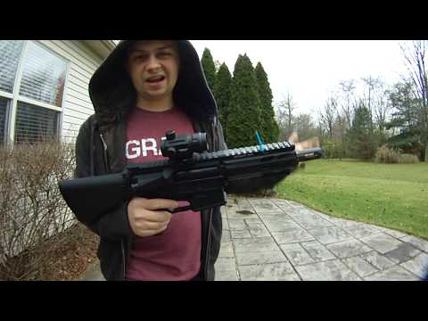 DSG KRYTAC PDW Overview and Shooting Test