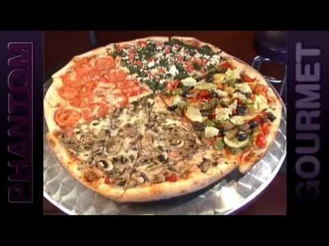 Antonio's Pizza - Amherst, MA (Phantom Gourmet)