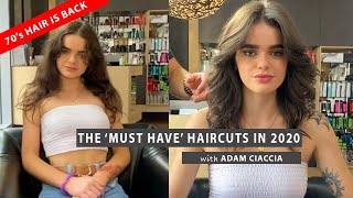 Glam 70's Hair is Back! Inspired by Farrah Fawcett - By Adam Ciaccia