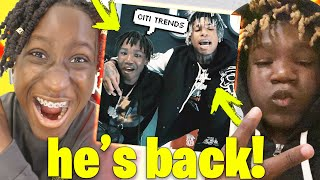 YNW BSLIME IS BACK  HE CHANGED SO MUCH