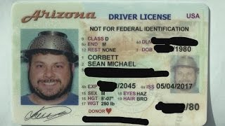 State Wants to Void Pastafarian's Driver's License Photo Due to Colander Hat