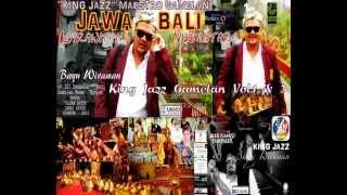 """PUTERI CENING AYU - by BAYU WIRAWAN """"KING JAZZ""""  *JAWA - BALI GAMELAN MAESTRO*"""