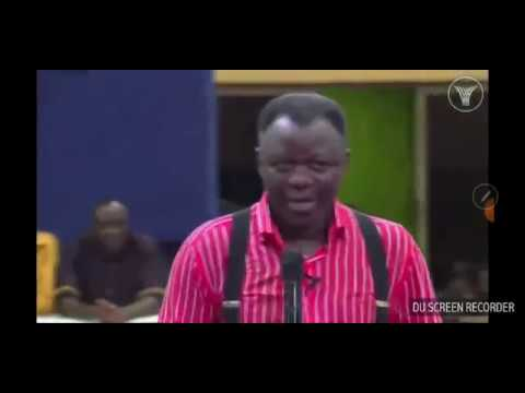 Download I DON'T LOOK FOR HAPPINESS - REV EASTWOOD ANABA TELLS HIS STORY