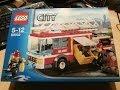 Lego camión bomberos 60002 montaje