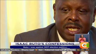 The Big Question | Isaac Ruto Confessions #TheBigQuestion