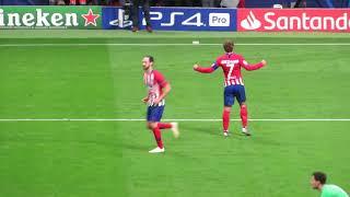 Atlético de Madrid vs Borussia Dortmund 3/5 アトレチコ・マドリッド vs ボルシア・ドルトムント