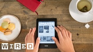 A Look At Amazon's New Kindle Paperwhite E-reader-gadget Lab-wired