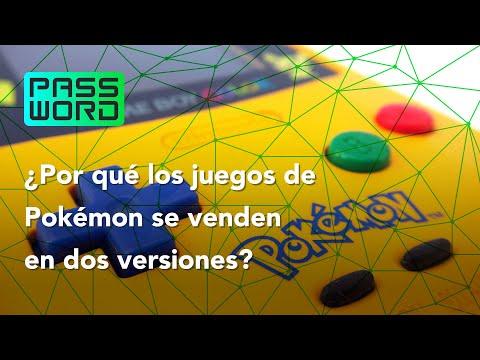 PASSWORD: ¿Por qué los juegos de Pokémon se venden en dos versiones? | BitMe