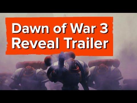 Dawn of War 3 Reveal Trailer