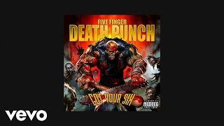 Five Finger Death Punch - Jekyll and Hyde ( Audio)