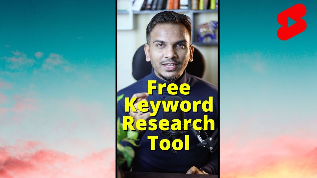 Free Keyword Research Tool for YouTubers and Bloggers #shorts
