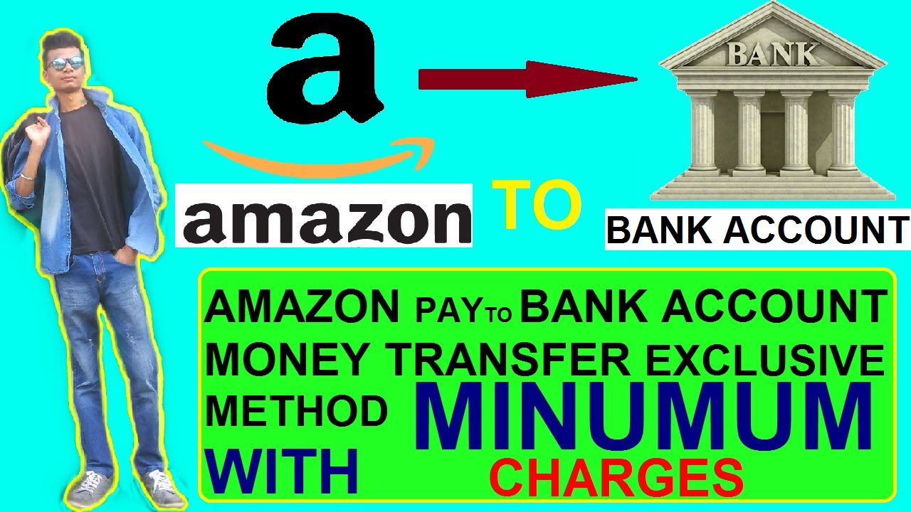 Transfer Amazon Pay balance in bank account FIRST TIME ON YOUTUBE | amazon ka pesa bank account mai