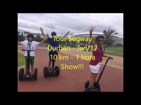 Tour Segway - Durban - Jan/17