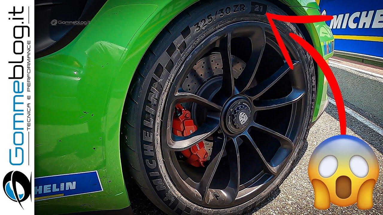 Michelin Pilot Sport Cup 2 R - Track Porsche 911 GT3 RS 😍
