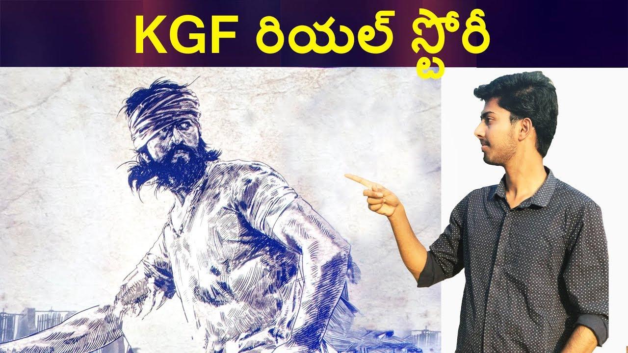 The True Story Of Kgf Kolar Gold Fields Youtube
