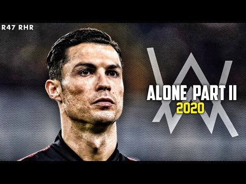 Cristiano Ronaldo | ALONE PART II - ALAN WALKER AND AVA MAX | 2020