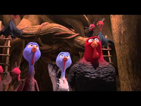Free Birds - OFFICIAL Trailer