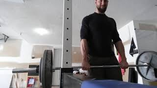 Barbell curl @275 take 2 thumbnail