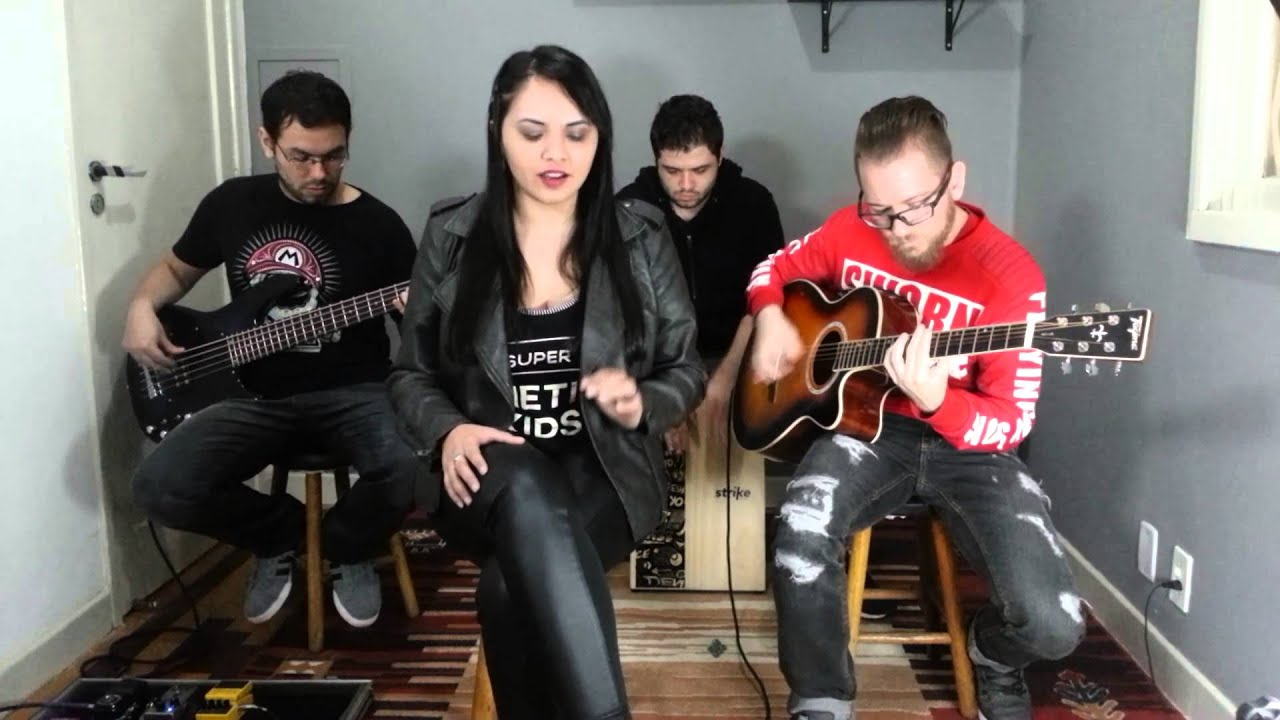 Ficta Anatomy Of A Tidal Wave Cold Acoustic Cover Youtube