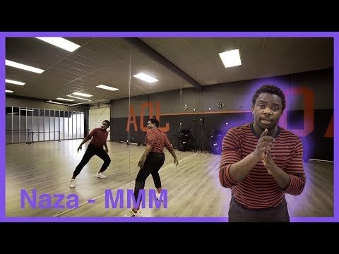 Afrobeat DANCE TUTORIALS With REIS FERNANDO - NAZA - MMM CHOREOGRAPHY