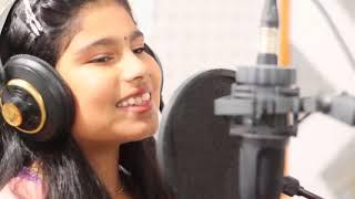 Mere Rashke Qamar Cover By Aahana Uprety Age 8