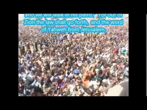 KAKAMEGA END YEAR WORSHIP 2013/14