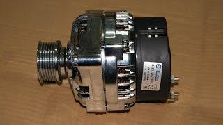 видео Генератор ВАЗ-2107. Устройство и характеристики генератора ВАЗ