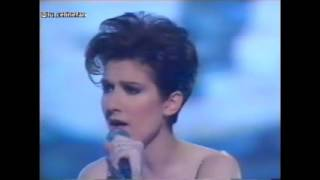Celine Dion - Think Twice - A Gala For Peace UK (1995)