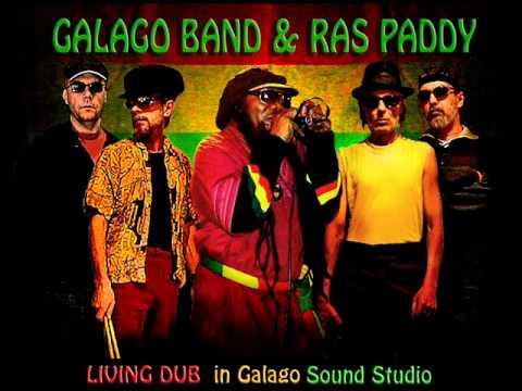 GALAGO BAND & RAS PADDY - Live in Studio...