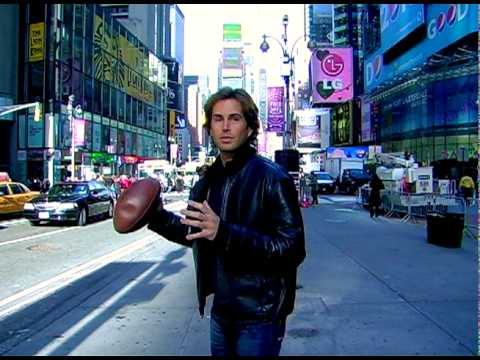 The Room Video Greeting to Australia by Greg Sestero