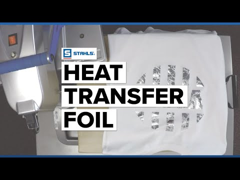 Heat Transfer Foil – A Guide to Success